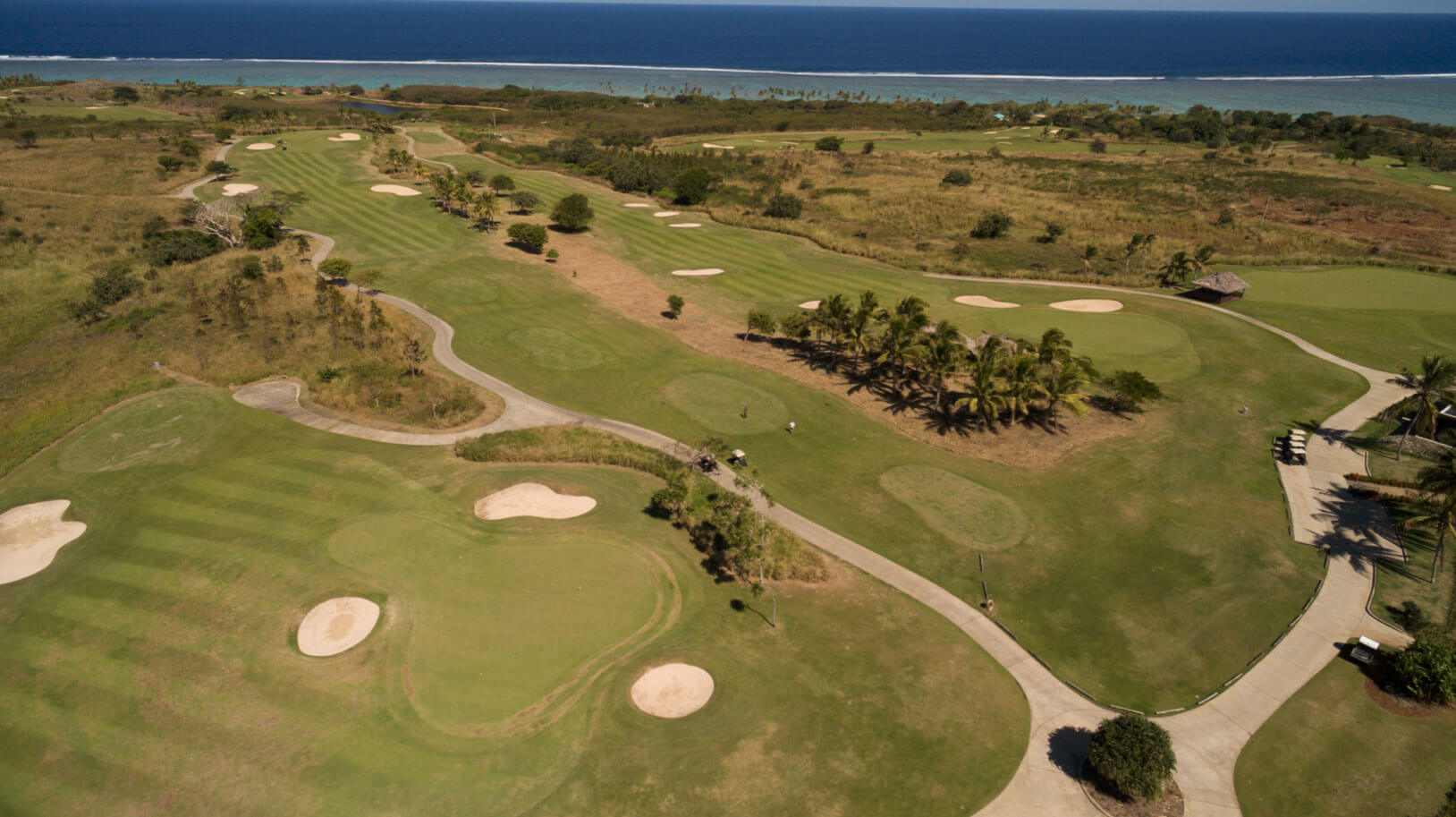 natadola-beach-golf-course-sky-view